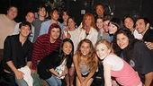 Bruce Springsteen at Spring Awakening - Bruce Springsteen - family - full cast