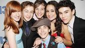 13 Opening – Mary Claire Miskell – Riley Costello – Corey J. Snide – Liana Ortiz – Max Schneider – Henry Hodges