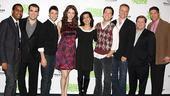 Shrek NYC Meet and Greet - Cast and Creatives