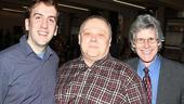 White Christmas Meet and Greet – Rob Berman – Bruce Pomahac – Ted Chapin