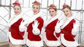 The Rockettes on the Empire State – Nikki Williams – Brittany Marcin – Kimmi Louwsma – Laura Danelski