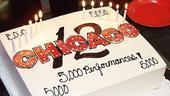 Chicago 12th Anniversary - Cake