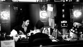 Laura Benanti Backstage at Gypsy – mirror