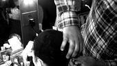 Laura Benanti Backstage at Gypsy – mic 1