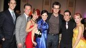 Shrek the Musical Opening Night - Reed Kelly - Marty Lawson - Savannah Wise - Tiffany Haas - Christian Hebel - Noah Rivera - Sarah Jane Everman