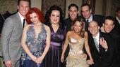 Shrek the Musical Opening Night - Marty Lawson - Rachel Stern - Aymee Garcia - Ryan Duncan - Chris Hoch - Jennifer Cody - Justin Greer - John Tartaglia