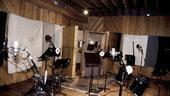 Shrek in the Studio – Studio Shot