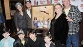 Billy Elliot's Second Anniversary Celebration – Peter Mazurowski – Dayton Tavares – Alex Ko – Jacob Clemente - Will Chase – Emily Skinner –Carole Shelley - Greg Jbara