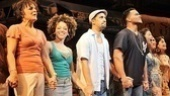 In the Heights Closing Night – Priscilla Lopez – Marcy Harriell – Lin-Manuel Miranda – Christopher Jackson – Arielle Jacobs