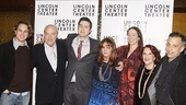 Desert City opens – Stacy Keach – Thomas Sadoski – Jon Robin Baitz - Stockard Channing – Elizabeth Marvel – Linda Lavin – Joe Mantello