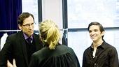 High rehearsal – Stephen Kunken – Kathleen Turner - Evan Jonigkeit