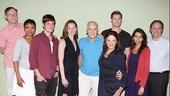 Lyons meet - Mark Brokaw - Brenda Pressley - Michael Esper - Kate Jennings Grant - Dic Latessa - Linda Lavin - Gregory Woodell- Sarah Stern - Douglas Aibel