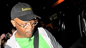 First Preview of <i>The Mountaintop</I> - Samuel L. Jackson