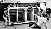 In Rehearsal with Jesus Christ Superstar – Chilina Kennedy – Paul Nolan
