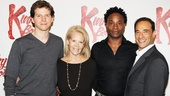 Kinky Boots- Stark Sands- Daryl Roth- Billy Porter- Hal Luftig