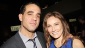 Bobby Cannavale and Laura Benanti presented the evening's biggest awards, including Favorite Play and Favorite Musical.