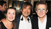 American Theatre Wing – Hal Prince Gala 2013 – Kathryn Layng – David Henry Hwang – Tom Schumacher