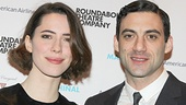 Machinal - Opening - Rebecca Hall - Morgan Spector
