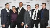 Machinal - Opening -  Morgan Spector - Damian Baldet - Dion Graham - Ryan Dinning - Scott Drummond - Jason Loughlin
