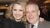 Nina Arianda reunites with her Born Yesterday director, Doug Hughes.