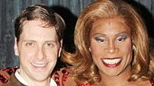 Kinky Boots co-stars Andy Kelso & Billy Porter
