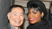 After Midnight - Destiny's Child visits - OP - George Takei - Fantasia Barrino