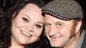 Les Miserables - Media Day - OP - Keala Settle - Cliff Saunders