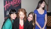 Heathers - Meet and Greet - OP - Alice Lee - Jessica Keenan Wynn - Elle McLemore - Barrett Wilbert Weed