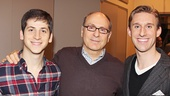 Act One - Meet and Greet - OP - 3/14 - Steven Kaplan - James Lapine - Bill Army