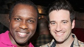 Violet - Meet and Greet - OP - 3/14 - Joshua Henry - Colin Donnell
