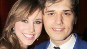 Les Miserables - Opening - Op - 3/14 -  Samantha Hill - Andy Mientus