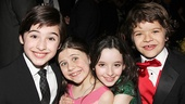 Les Miserables - Opening - Op - 3/14 -  Joshua Colley - MIa Sinclair Jenness - McKayla Twiggs - Gaten Matarazzo
