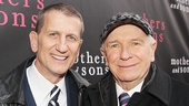 Mothers and Sons - OP - Opening Night - March 25 2014 - Tom Kirdahy  - Terrence McNally