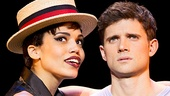 Ciara Renee as Leading Player & Kyle Dean Massey as Pippin in Pippin