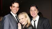 Bullets Over Broadway - Opening - OP - 4/14 - Nick Cordero - Susan Stroman - Zach Braff