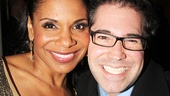 Audra McDonald and Andy Einhorn.