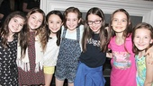 Matilda - Anniversary - OP - 4/14 - Gabriella Pizzolo - Paige Brady - Ava Ulloa - Ripley Sobo - Bailey Ryon - Oona Laurence - Sophia Gennusa
