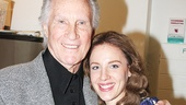 Bill Medley and Beautiful star Jessie Mueller (Carole King).