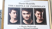 The Cripple of Inishmaan – Opening Night – OP – 4/21 – marquee