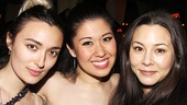 Here Lies Love - Opening - OP - 5/14 - Malu Byrne - China Chow - Ruthie Ann Miles