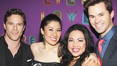Here Lies Love - Opening - OP - 5/14 - Mike Doyle - Ruthie Ann Miles - Maria-Christina Oliveras - Andrew Rannells