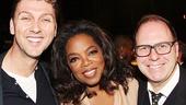 After Midnight - backstage - OP - 5/14 - Warren Carlyle - Oprah Winfrey -  Scott Sanders