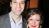 Drama Desk Awards - Op - 5/14 - Jake Epstein - Jennifer Simard