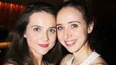 When We Were Young and Unafraid - Opening - OP - 6/14 - Maya Kazan - Zoe Kazan - sister