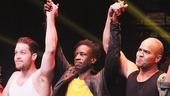 Holler If Ya Hear Me - Opening - OP - 6/14 - Ben Thompson - Saul Williams - Chris JacksonChristopher Jackson