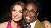 Broadway vet Rachel York and Kinky Boots star Billy Porter.