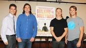 Stalking the Bogeyman - Meet and Greet - OP - 9/14 - Markus Potter - David Holthouse - Roderick Hill - Erik Heger