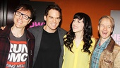 Hedwig and the Angry Inch - Meet and Greet - 10/14 - Stephen Trask - Michael C. Hall - Lena Hall -  John Cameron Mitchell