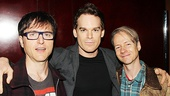 Hedwig and the Angry Inch - Meet and Greet - 10/14 - Stephen Trask - Michael C. Hall - John Cameron Mitchell