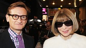 It's Only A Play - Opening - 10/14 - Hamish Bowles - Anna Wintour